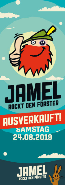 Forstrock 2019 Festival-Ticket Samstag, 24. August