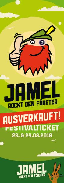 Forstrock 2019 Festival-Ticket
