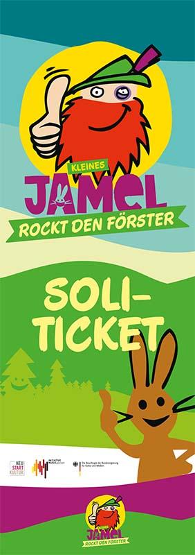 Forstrock 2021 Donation Ticket